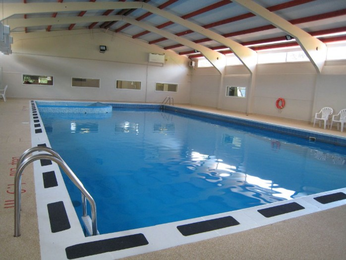 Kingsdown Park swimming pool